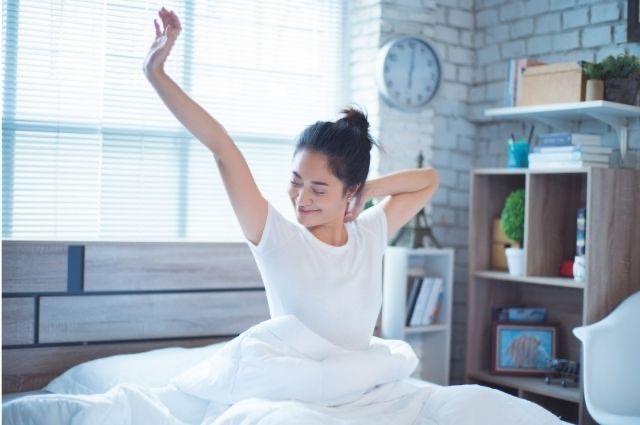 Placenta Extract improves fresh wake up