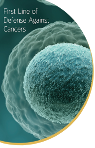 first line of defense against cancers